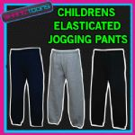 CHILDRENS JOGGING PANTS JOGGERS JOG PANTS BRAND NEW IDEAL 4 DANCE CLUB